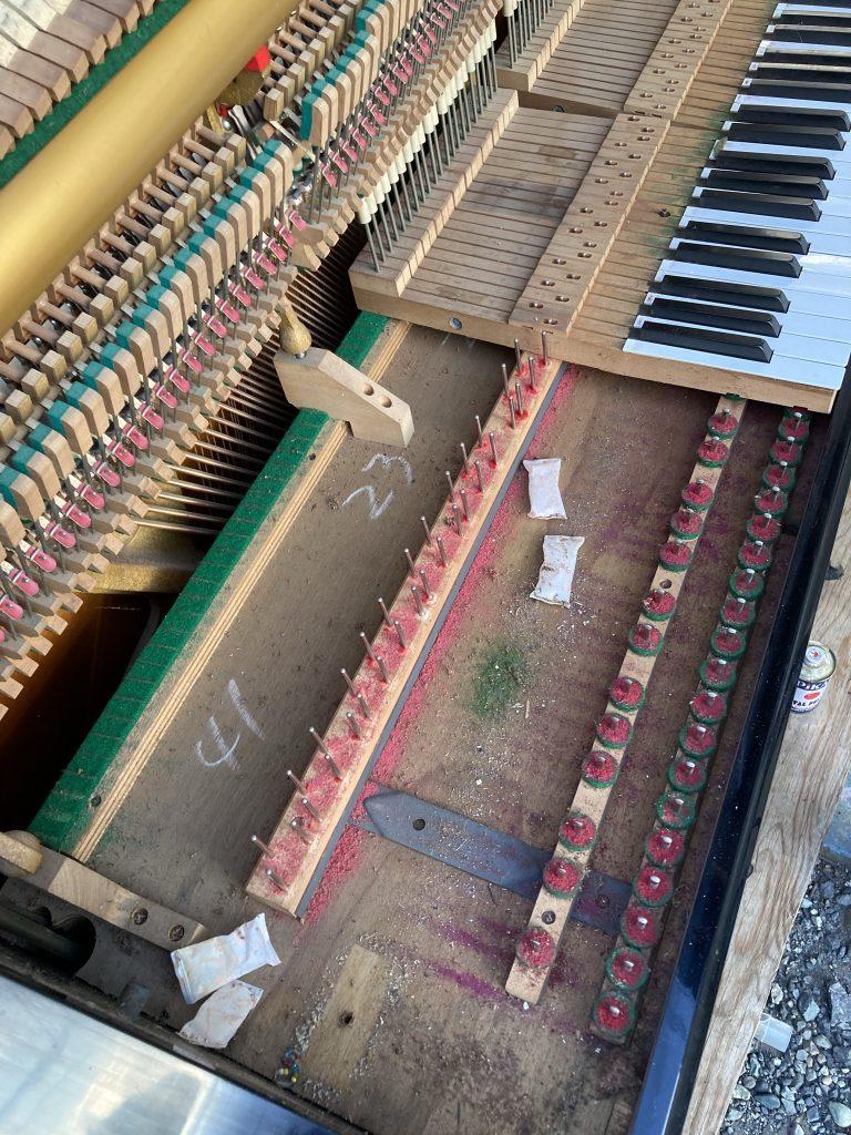 ピアノ 移動 運搬 クリーニング